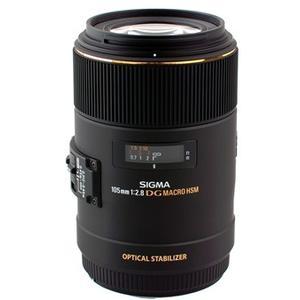105mm/F2,8 EX DG OS HSM Canon