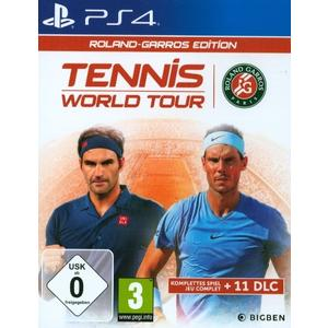 Tennis World Tour - Roland Garros Edition [PS4] (D/F)