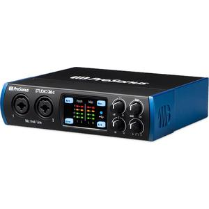 Studio 26c, USB Audio-Interface