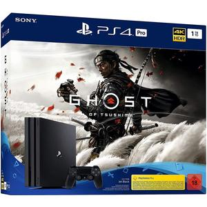 PlayStation 4 Pro 1TB inkl. Ghost of Tsushima [PS4] (D)