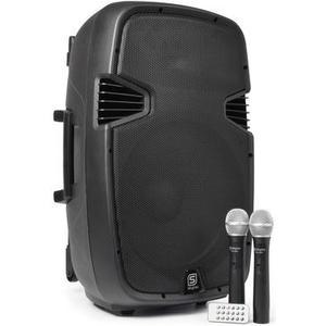 SPJ-PA915 15 mobiler Lautsprecher mit Akku, 700W