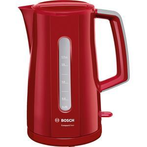 TWK3A014 Kunststoff Wasserkocher - rot