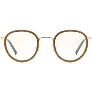Atherton - Satin Gold - Clear - Computerbrille
