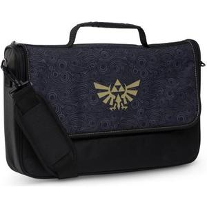 Messenger Bag Zelda Botw Nintendo Switch Bag, schwarz