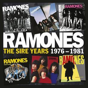 Ramones - The Sire Years 1976-1981 - CD