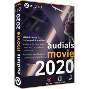Audials Movie 2020 (Code in a Box) (DE)