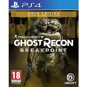 Tom Clancy's Ghost Recon: Breakpoint - Gold Edition [PS4] (D/F/I)