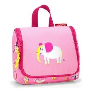 Kindernecessaire toiletbag kids S,ABC Friends pink, 1.5 l, 18.5 x 16 x 7 cm