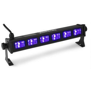 BUV63, LED UV-Bar, 6x 3W, 360mm