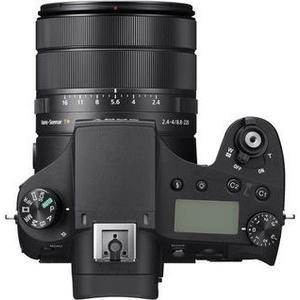 "DSC-RX10 IV schwarz, CMOS 20.1 MP 25x opt. Zoom (24-600mm), 3.0"" LCD-TFT"