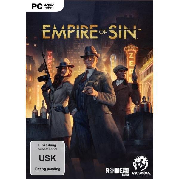 Empire of Sin Day One Edition (PC) (DE)