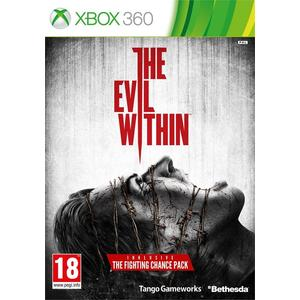 The Evil Within (Xbox360,F)