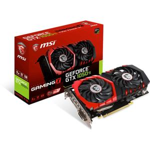 GeForce GTX 1050 Ti Gaming X 4G
