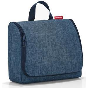 Kosmetiktasche toiletbag XL twist blue