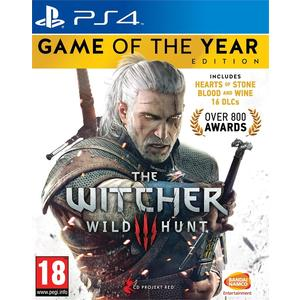 The Witcher 3: Wild Hunt - GOTY [PS4] (D)
