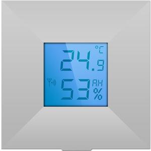 Temperatursensor mit Display V2