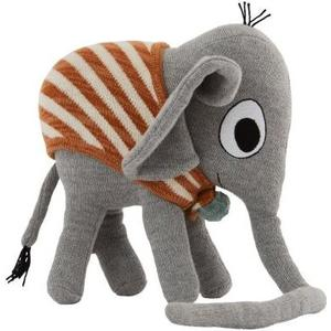 Plüschtier Elephant Henry H23xL22xW12 cm, 100% Baumwolle