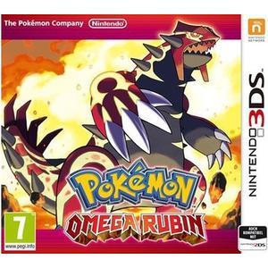 Pokémon Omega Rubin (3DS) (DS,D)