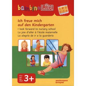 Bambino LÜK - Ich freue mich auf den Kindergarten