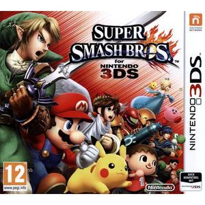 Super Smash Bros. [3DS] (D)