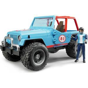 Jeep Cross Country Racer blau