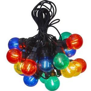 Lichterkette Small Circus Fil IP44, Multi, 20 LEDs, 855cm, 3.6W