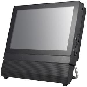 Barebone P20U Black Touchscr. AiO Intel Cel. 3865U, 2x DDR4 SO-DIMM