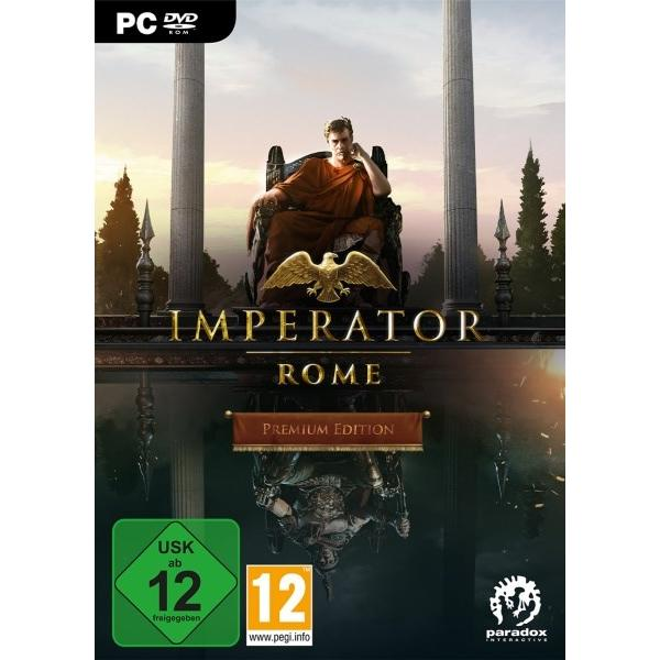Imperator: Rome - Premium Edition (PC) (DE)