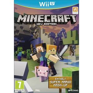 Minecraft Wii U Edition - Enthält Super Mario Mash-Up [Wii U] (F)
