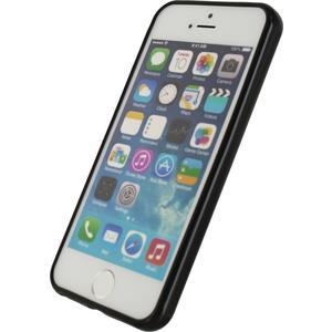 Telefon Geletui Apple iPhone 5 / 5s / SE Schwarz
