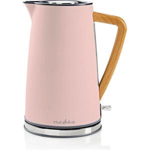 Wasserkocher | 1,7 l | Soft-Touch | Pink