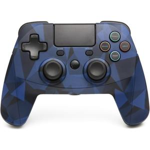 Pad 4 S Wireless PS4 Controller - camouflage blau