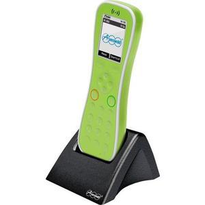 COMfortel M-100 grün Telefone, schnurlos