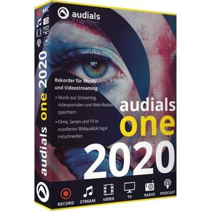 Audials One 2020 (Code in a Box) (DE)