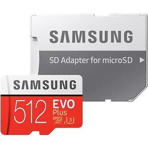 Evo+ microSDXC - 512GB