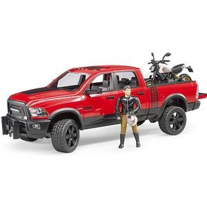 Ram 2500 Power Wagon mit Scrambler Ducati