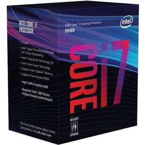 Core i7-8700K (3.70GHz / 12MB) - boxed