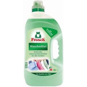 Waschmittel Flüssig Inhalt 5 Liter, 50 Waschladungen