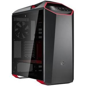 MasterCase MC500MT red-black, 2x 5.25, 4x 2.5/3.5,1x 2.5