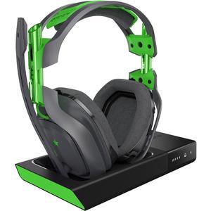 A50 Headset inkl. MixAmp - schwarz/grün