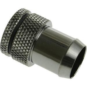 Fitting 1/4 Zoll auf ID 13mm Verschlussstopfen