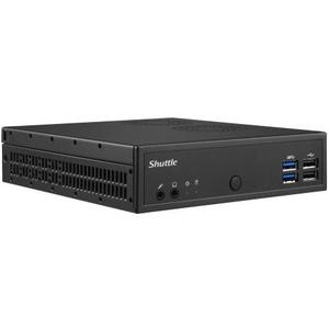 Barebone DH02U, schwarz Intel Celeron 3865U, 2x DDR4 SO-DIMM