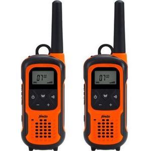 Funkgerät PMR FR-300 inkl. Ladegerät, Akku und Gürtelclip