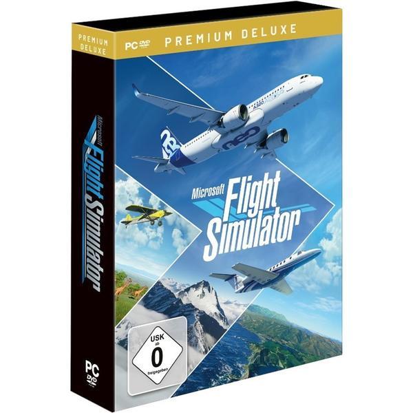 Microsoft Flight Simulator 2020 - Premium Deluxe [PC] (D)