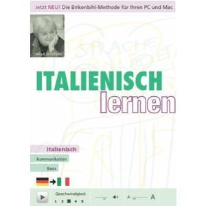 Basis-Kurs Italienisch Lernen (Muttersprache Deutsch) - für Mac & PC