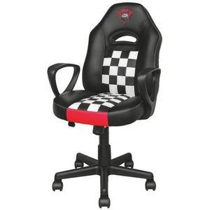 GXT 702 Ryon JuniorGaming Chair schwarz/weiss7rot