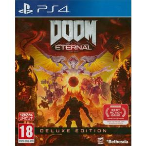 DOOM Eternal Deluxe Edition [PS4] (D)