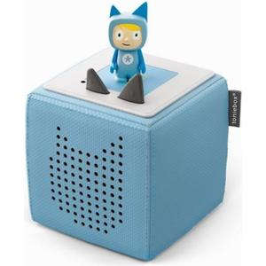 Toniebox Starterset mit Kreativ-Tonie - blau