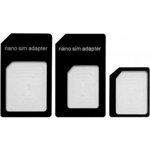 Nano, Micro, Mini SIM-/SIM-Adapter