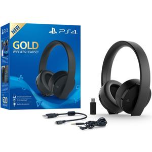 Playstation Wireless Headset - Gold Edition [PS4]